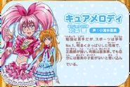 Cure Melody Kiseki no Mahou