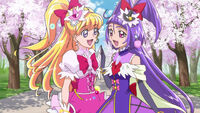 MTPC50 Miracle and Magical are happy to transform again