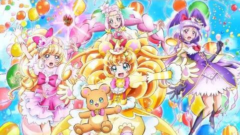 Mahou Tsukai Pretty Cure! Film Trailer (2)