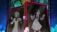 Yui y Mochidzuki atrapadas