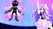 Cure fortune derrotando a el enemigo (episodio1)