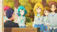 STPC40 Sakurako tells Fuyuki that Lala is not an alien