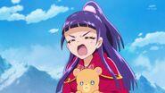 113. Riko desesperada gritando el nombre de Mirai