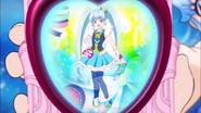 Carta princess espejo cambio