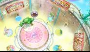 Escenario del Carnaval de Primavera