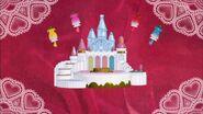 Llaves de Vestir Premium y Palcacio Princesa de Flora, Mermaid, Twinkle y Scarlet al final del episodio 30