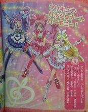 Scan of Melody Rhythm and Beat using the attack