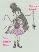 Cure Shadow Moon 1