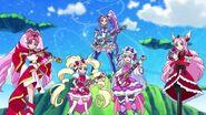 Equipo de Pretty Cures ex-villanas