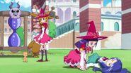 Riko y Mirai llegan al rescate de Liz