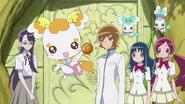 Kaoruko le pide a Potpourri su semilla