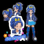 Perfil de Aoi Tategami (TV Asahi)