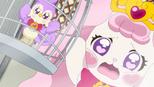 Aroma and Pafu tell Kanata about Haruka