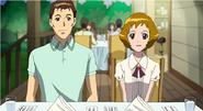 Keitarou and Ayumi