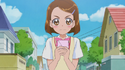 Mayumi is determined