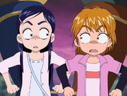 Nagisa honoka reaccion samurais