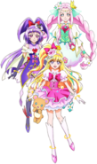Precure Super Stars! Mahou Girls Precure!