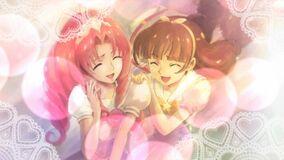 Towa y Kirara