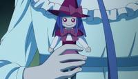 (20) Mirai holding a doll of Riko