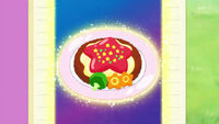 STPC13 A hamburger appearing from the Twinkle Book
