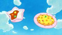STPC32 Elena and Madoka's food for Fuwa