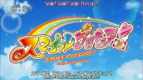 Smile PreCure opening
