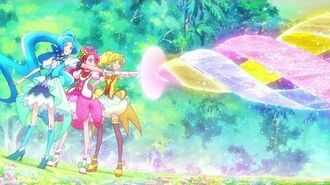-1080p-Healin' Good Pretty Cure Group Attack Precure Healing Oasis