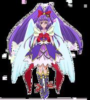 Cure Magical AllStar Super form