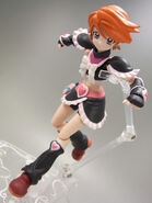 Figura cure black pose 2