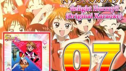 Futari wa Precure Max Heart Character Mini Album Nagisa Track07