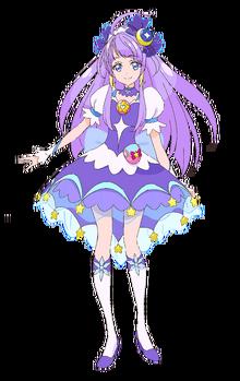 Perfil en Cure Selene (TV Asahi)
