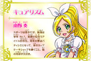 Cartel de Cure Rhythm en Pretty Cure All Stars New Stage 3
