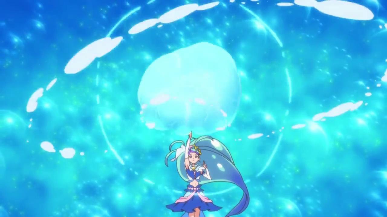Go! Princess Pretty Cure - PreCure Bubble Ripple