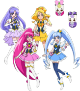 HappinessCharge Pretty Cure Perfil Haru
