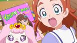Haruka and Pafu shocked