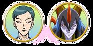 Kawarino faces