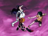 Kiriya ataca precure