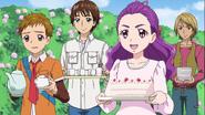 Kurumi ylos chicos de Yes!5 new stage 3