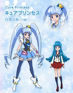 Princess perfil asahi