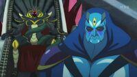 STPC39 Darknest and Garuouga order Kappard or Tenjo to capture Fuwa