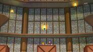 01. Mirai y Riko se encuentran en la biblioteca
