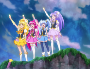 HappinessCharge Precure Miracle Universe