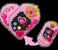 LindoCorazón con el Cristal Rosa (Toei Animation)