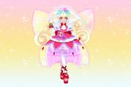 Cure Machiere Estilo Animado Madre (Toei Animation)
