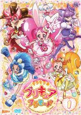 Kirakira dvd vol1