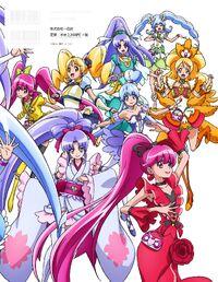 Sato Miyabi Masaru Toei Animation Works Contraportada