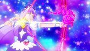 Flecha de Selene Capricornio Pretty Cure