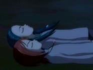 Michiru kaoru dormidas