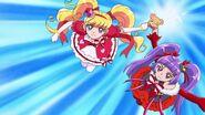 Miracle y Magical Ruby Style en Hugtto