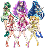 Perfil de Yes! Pretty Cure 5 GoGo!